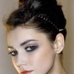 Ksenia Kahnovich Russian fashion model
