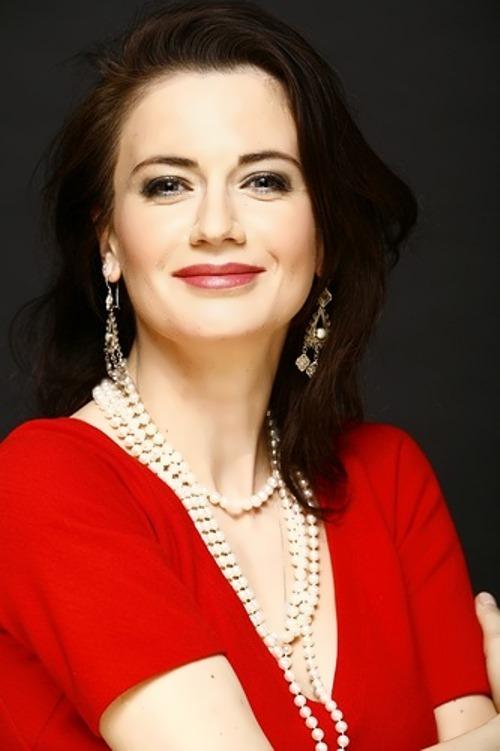 Ksenia Lavrova-Glinka Russian actress