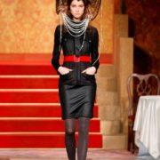 Ksenia Kahnovich, Russian fashion model