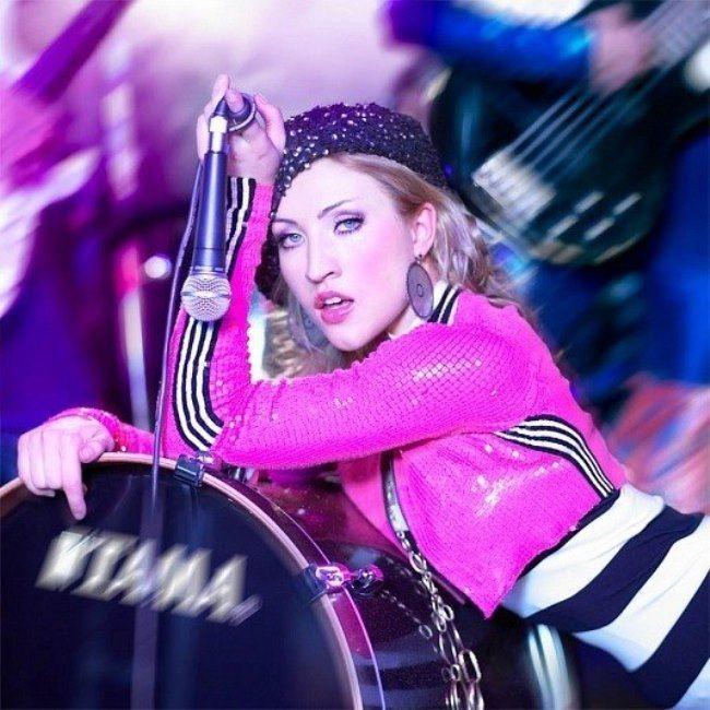 Sasha, Russian Madonna