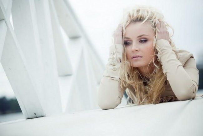 Polina Gagarina – singer, songwriter