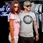 Astonishing Mila Volchek, Timati's wife