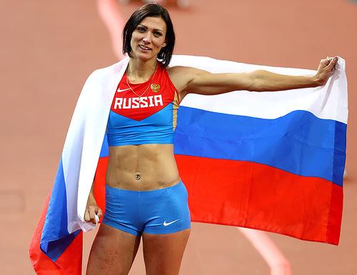 Antyukh Natalia athlete