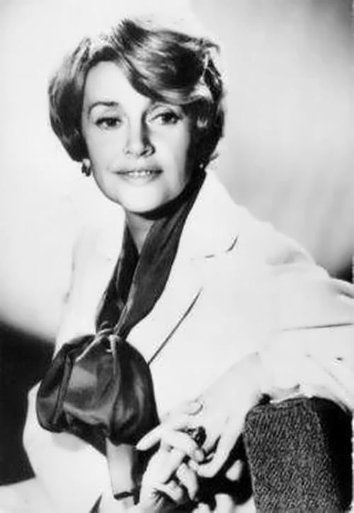Nina Agapova Soviet and Russian actress