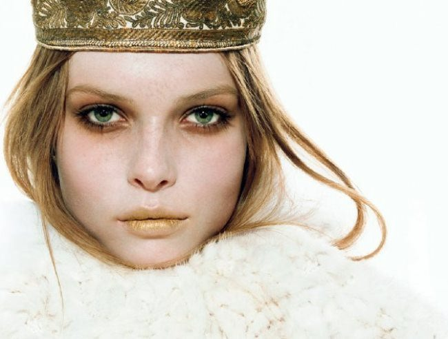 Polina Kouklina, personification of beauty