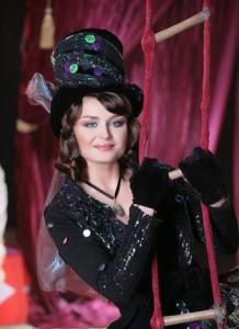gagarina polina beautiful actress