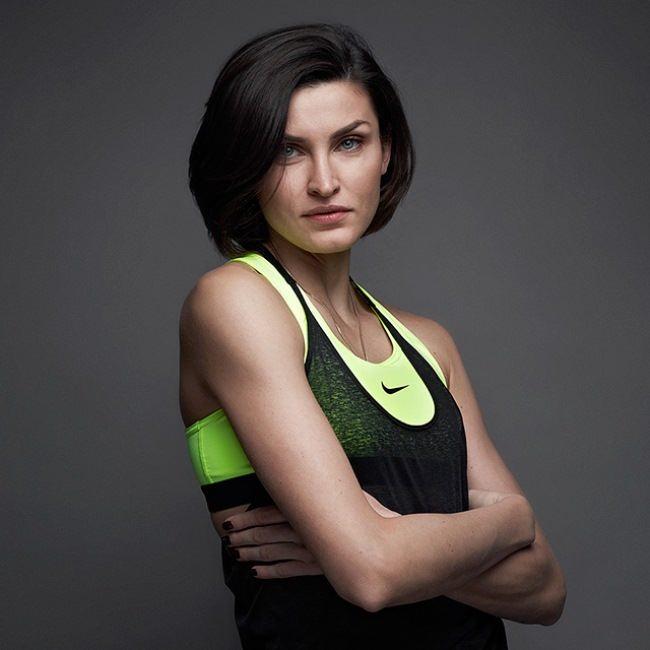 Anna Chicherova, high jumper