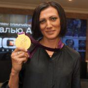 Nataliya Antyukh, Russian athlete – Olympic Champion