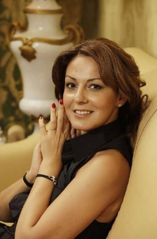 Spivakova Sati presenter