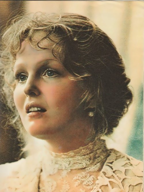 Elena Solovey beautiful Soviet actress
