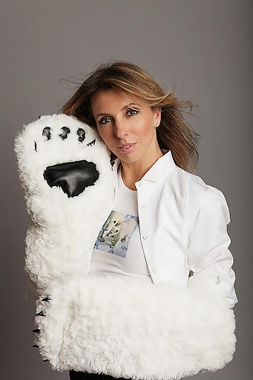 Bondarchuk Svetlana presenter