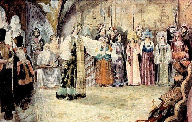 Marfa Sobakina, Tsar's Bride