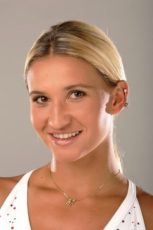 Golovin Tatiana tennis player