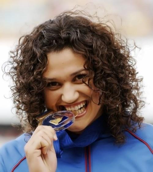 Tatyana Lysenko hammer thrower