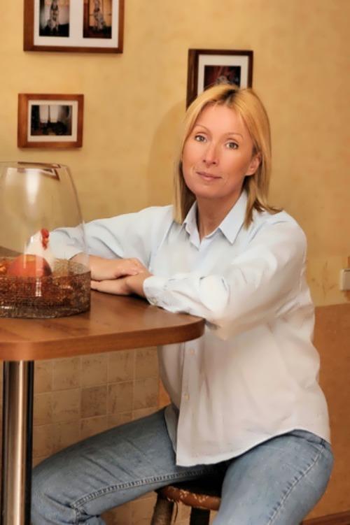 Tatyana Pushkina tv presenter