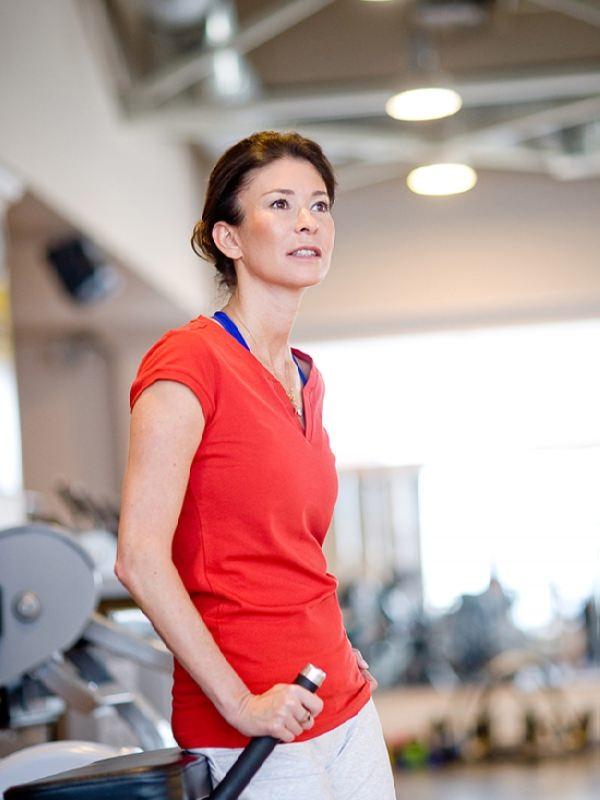 Olga Slutsker, President of Russian Fitness Group