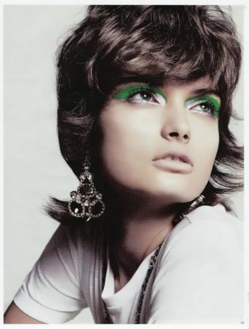 Anna Maria Urajevskaya Vogue Beauty
