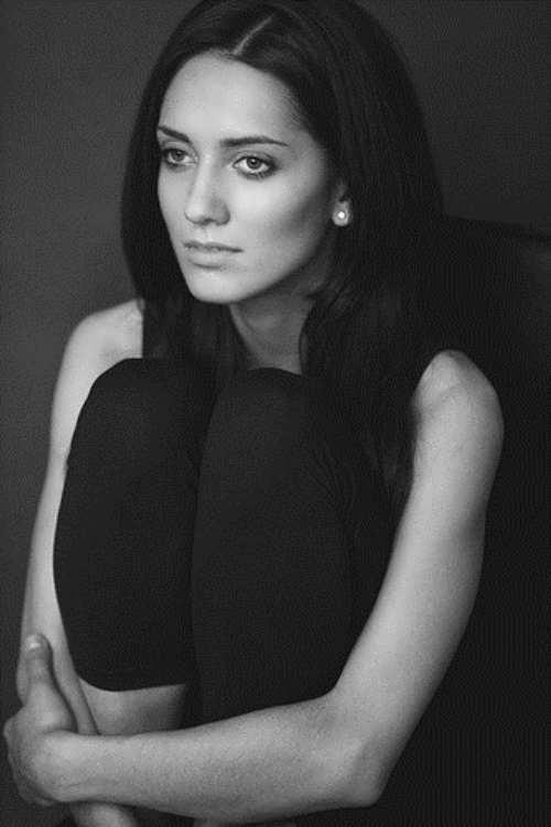 Nosatova Anna actress