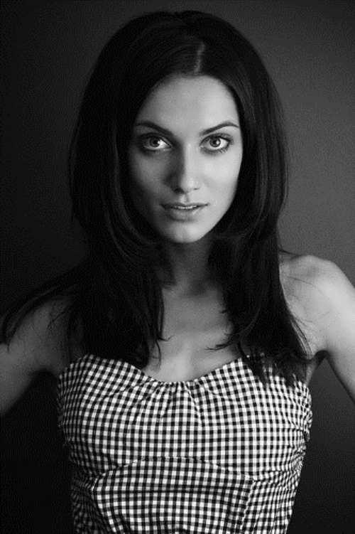 Anna Nosatova actress