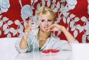 Anna Nova Russian pop-rock singer