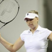 Vera Zvonareva, professional tennis player