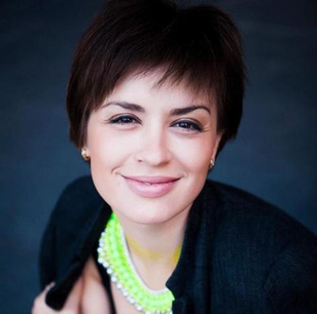 Irina Muromtseva, TV presenter