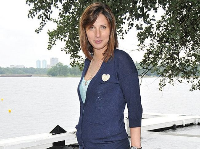 Anastasiya Myskina, tennis player