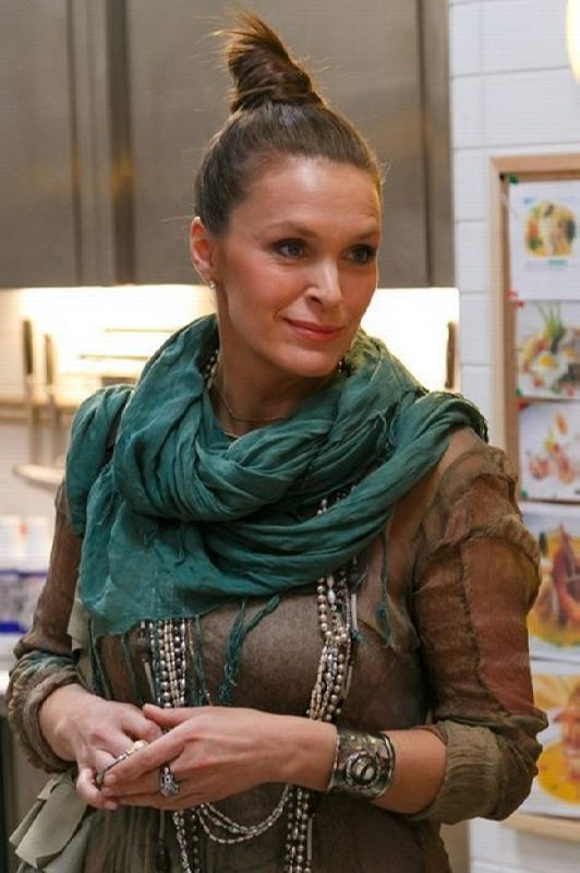 Marina Mogilevskaya, Soviet – Russian actress