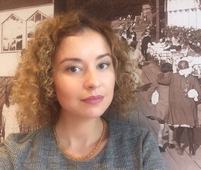 Natalia Rusinova, actress