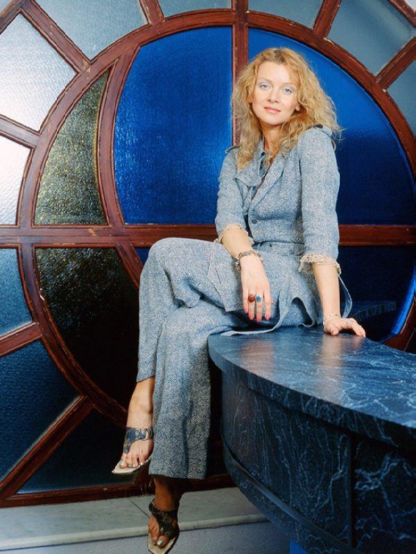 Anna Terekhova