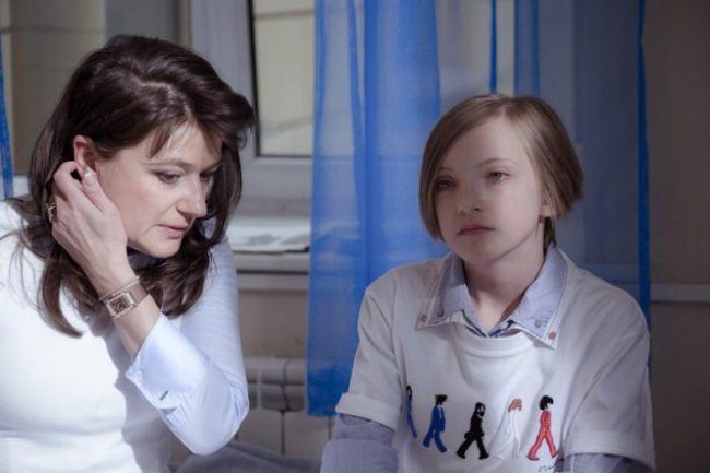 Anastasiya Melnikova, Russian actress