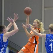 Ilona Korstin, basketball player