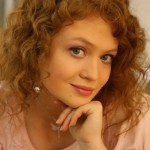 Beautiful Russian actress E. Dubakina