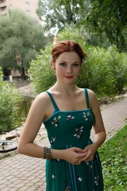Vulichenko Ekaterina actress