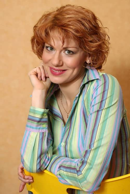 Biryukova Elena actress