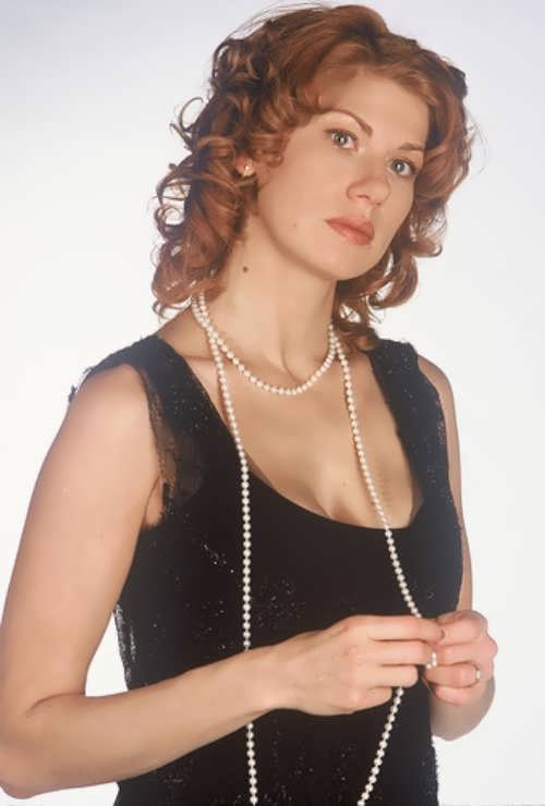Biryukova Elena actress