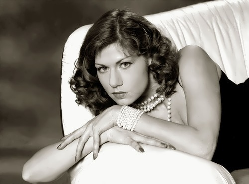 Elena Biryukova theater and film actress