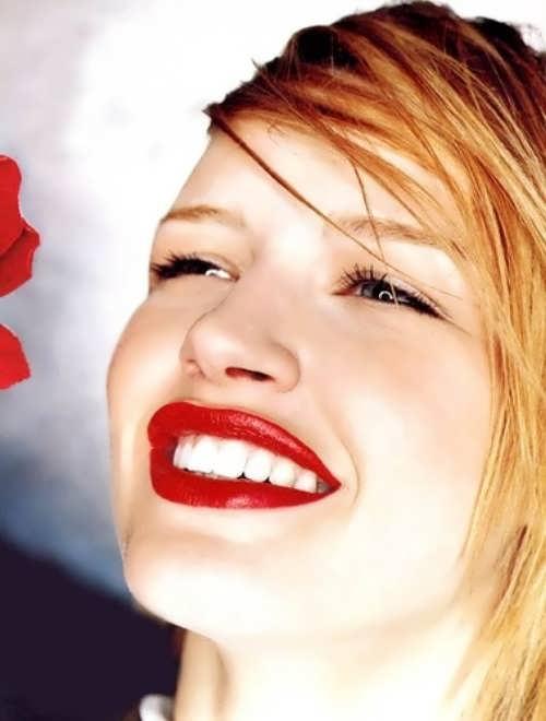 Elena Soldatova model and actress