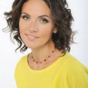 Anastasiya Chernobrovina, TV presenter