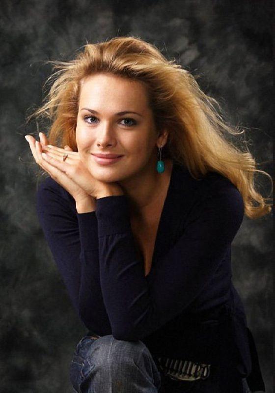 Anna Gorshkova, Russian actress