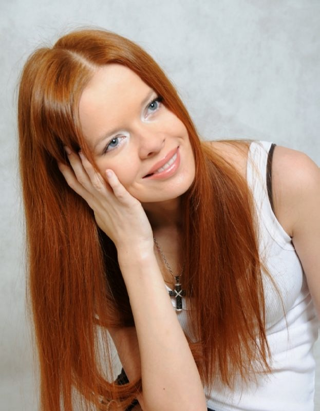 Lena Knyazeva, actress and singer