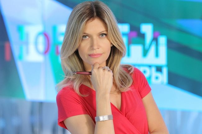 Tatiana Tsiplyaeva, most charming TV presenter
