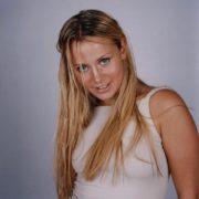 Olga Sidorova, actress and model