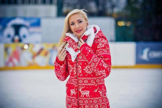 Anastasia Grebenkina, ice dancer