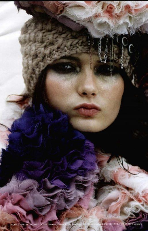 Anna Maria Urajevskaya – Vogue Beauty