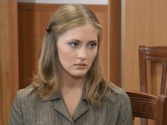 Anna Kazyuchits, actress