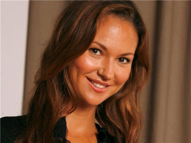 Svetlana Metkina, Hollywood actress from Moscow