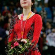 Irina Slutskaya, figure skater