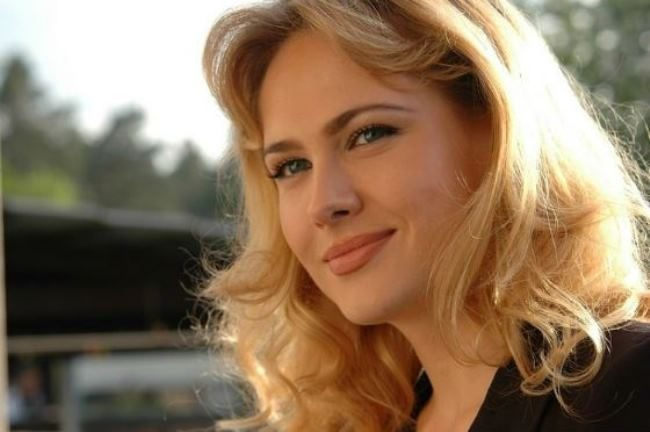 Anna Gorshkova, Russian actress