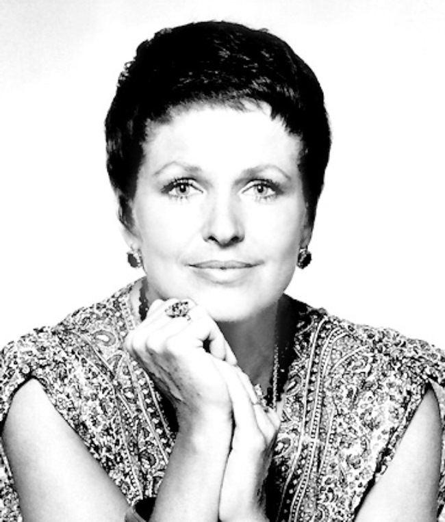 Nataly Fateeva, Soviet – Russian actress